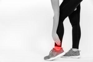tratamientos esguinces de tobillo