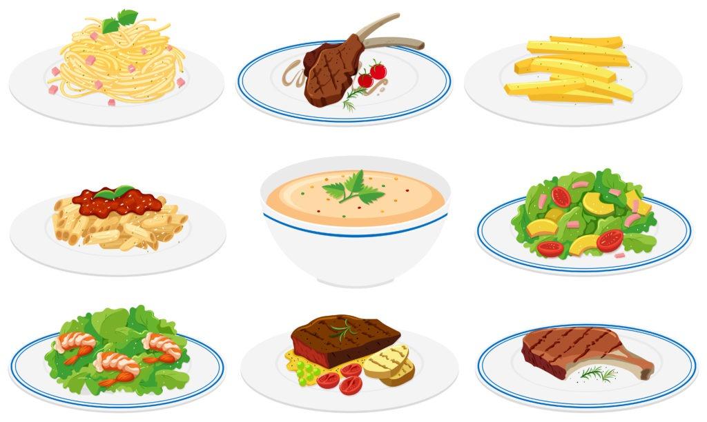 nutricio dietetica comida