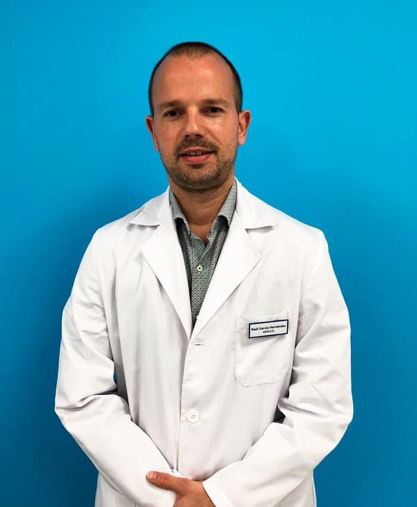 Raúl García - Acupuntura Médica